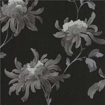 Julien Macdonald Black Fabulous Wallpaper