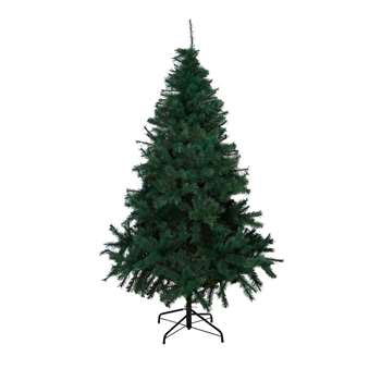 Kaemingk - 6ft Green Canada Spruce Christmas Tree (H180 x W117cm)
