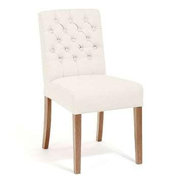 Kancing Dining Chair (98 x 64cm)