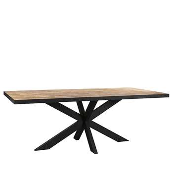 Kane Dining Table (H78 x W220 x D100cm)