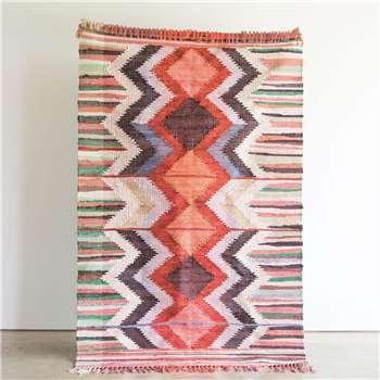 Karim Recycled Cotton Rug (H120 x W180cm)
