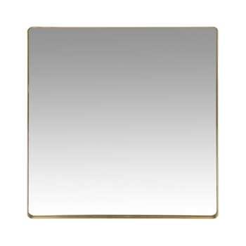 KARL Gold Metal Mirror (H70 x W70cm)