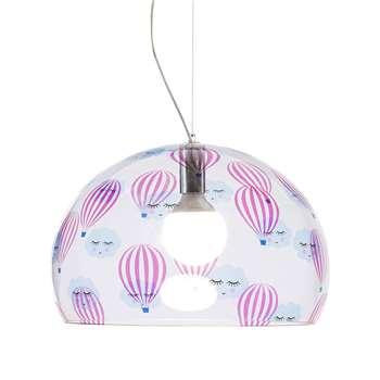 Kartell - Children's FL/Y Ceiling Light - Balloon - Medium (H33 x W52 x D52cm)