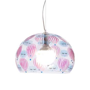 Kartell - Children's FL/Y Ceiling Light - Balloon - Mini (H28 x W38 x D38cm)