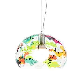 Kartell - Children's FL/Y Ceiling Light - Dinosaur - Mini (H28 x W38 x D38cm)