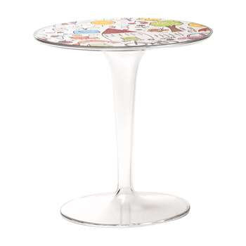 Kartell - Children's Tip Top Side Table - Sketch (H50 x W47 x D47cm)