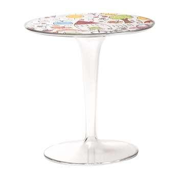 Kartell - Children's Tip Top Side Table - Sketch (H50 x W47 x D47cm)