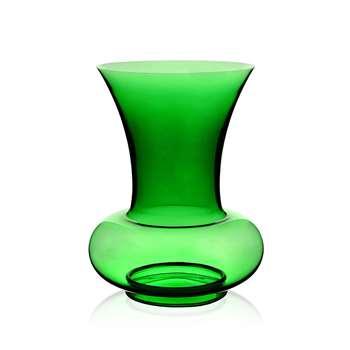 Kartell - La Boheme 2 Vase - Bottle Green (42.5 x 34cm)
