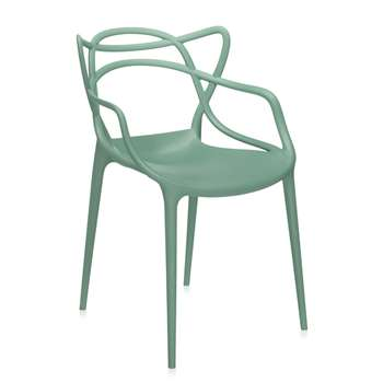 Kartell - Masters Chair - Green (84 x 57cm)