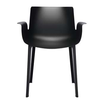 Kartell - Piuma Chair - Black (77 x 62cm)