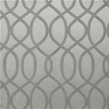 Kelly Hoppen Knightsbridge Wallpaper, Grey
