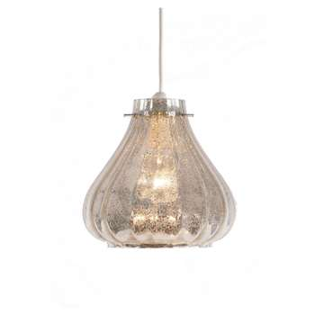 Ava 3 Light Indoor Foundry Bronze Candle Style Chandelier with Ivory Fabric Drum Lamp Shade, Glass Teardrop Accents