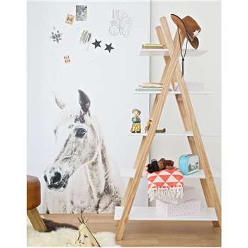 Kids Teepee Bookcase (177 x 85cm)