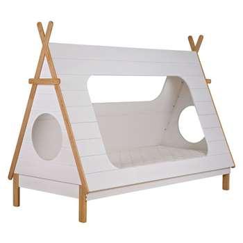 Kids Teepee Cabin Bed (163 x 215cm)