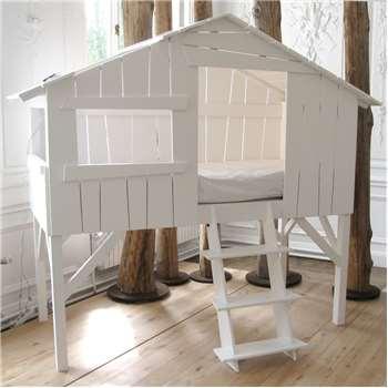 Kids Treehouse Single Cabin Bed (205 x 228cm)