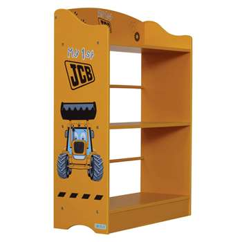 Kidsaw JCB Bookcase (80 x 60cm)