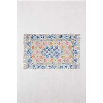 Kimana Printed Chenille 2x3 Rug (H61 x W91.5cm)