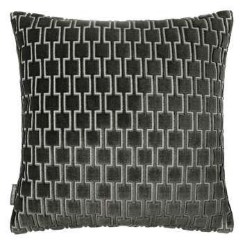 Kirkby Design by Romo Bakerloo Cushion, Eclipse