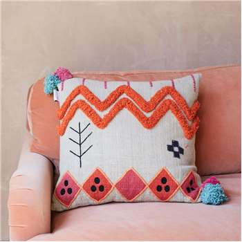 Kirra Tribal Cushion (H50 x W50cm)