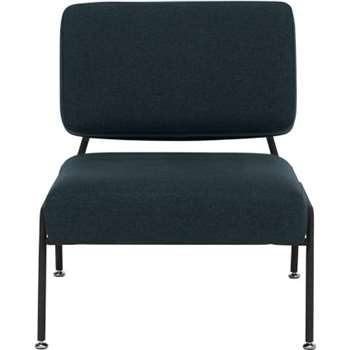 Knox Accent Chair, Aegean Blue (73 x 64cm)