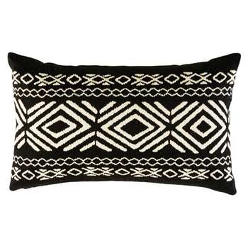 KOLEB Outdoor Cushion with Graphic Motifs (30 x 50cm)