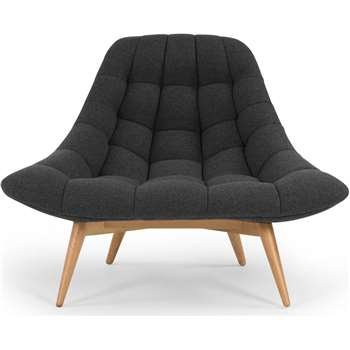 Kolton Chair, Kestrel Grey (85 x 117cm)