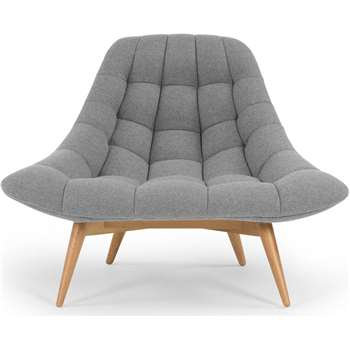 Kolton Chair, Whisper Grey (85 x 117cm)