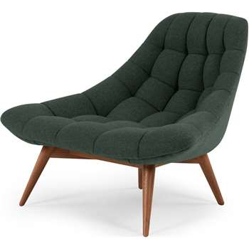 Kolton Chair, Woodland Green (H85 x W117 x D92cm)