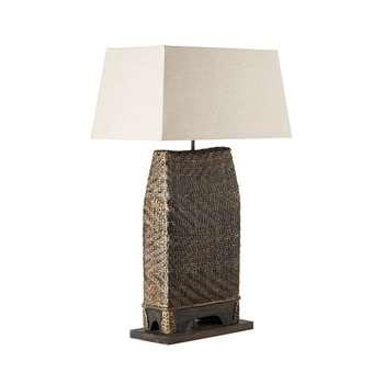 Komba Lamp - Brown (48 x 30cm)