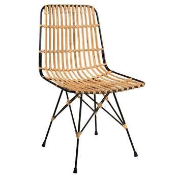 Kubu Rattan Dining Chair