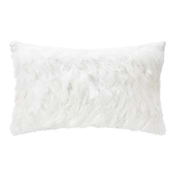 Kylie Minogue at Home - Avellino Bed Cushion - 35x45cm - Oyster (H35 x W45cm)