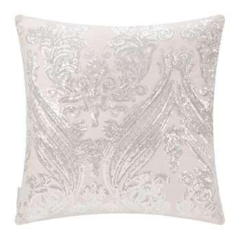 Kylie Minogue at Home - Savoy Bed Cushion - Blush (H45 x W45cm)