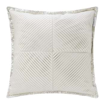 Kylie Minogue at Home - Zina Bed Cushion - Praline (H45 x W45cm)