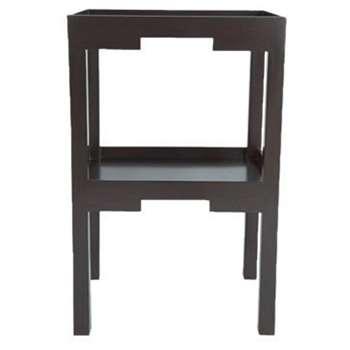 Kyoto Wood Side Table, Wood (69 x 45cm)