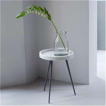 Kyra Marble Table (45 x 33cm)