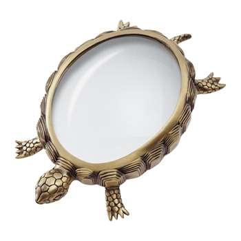 L'Objet - Turtle Magnifying Glass (Width 22cm)