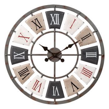 LANILYS metal clock diameter 62cm