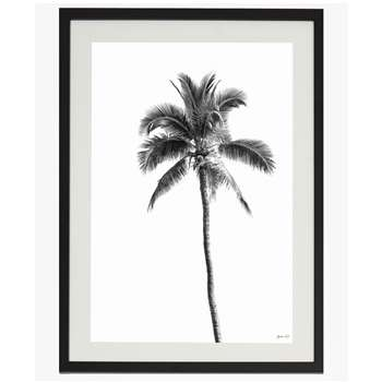 Large Framed Palm Springs Print (70 x 50cm)