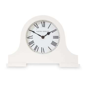 Mantel and table clocks large holborn cream mantel clock h245 x w35cm gumiabroncs Image collections