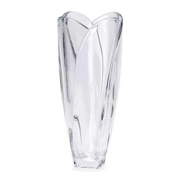 Large Petal Glass Vase
