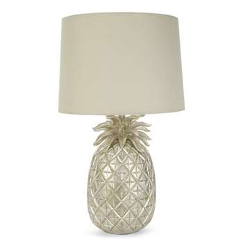 Large Pineapple Complete Lamp (Height 56cm)