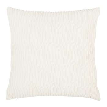 LASNES- Beige Cushion Cover (H40 x W40cm)