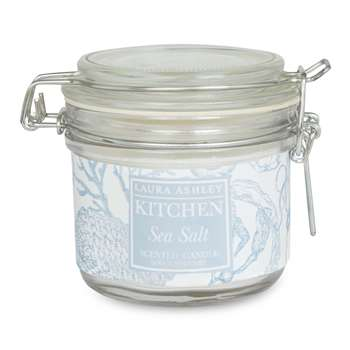 Laura Ashley Kitchen Sea Salt Candle