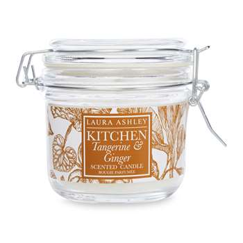 Laura Ashley Kitchen Tangerine and Ginger Candle