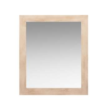 LAURE - Paulownia Mirror (H70 x W60cm)