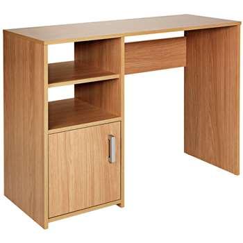Lawson Office Desk - Oak Effect (73.2 x 99.6cm)