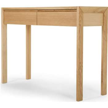 Ledger Dressing Table, Oak (83 x 115cm)