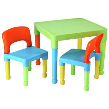 Liberty House Plastic Table and Chairs