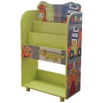 Liberty House Safari Bookcase (H82 x W48.5 x D24cm)