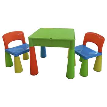 Liberty House Toys Multi-Purpose Activity Table and Chairs